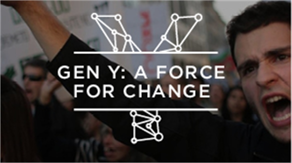 Gen Y: A Force For Change