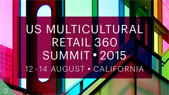 Multicultural Retail 360, US, 2015