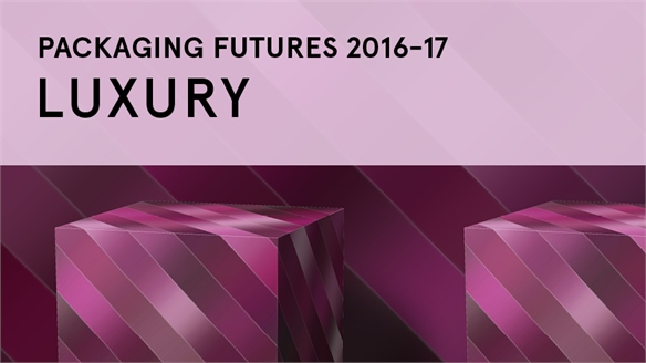 Packaging Futures 2016-17: Luxury