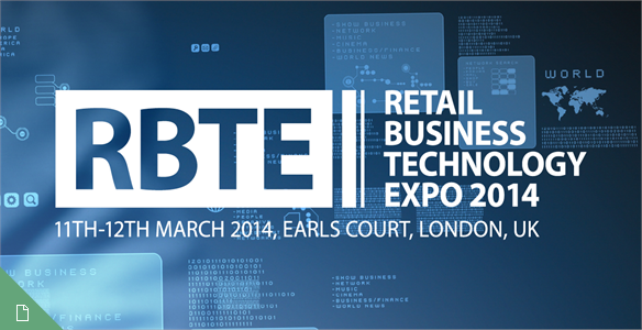Retail Business Technology Expo 2014