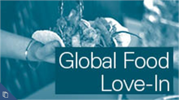 Global Food Love-In