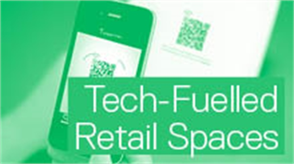 Tech-Fuelled Retail Spaces