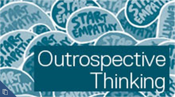 Outrospective Thinking