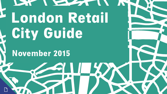 Retail City Guide: London, November 2015