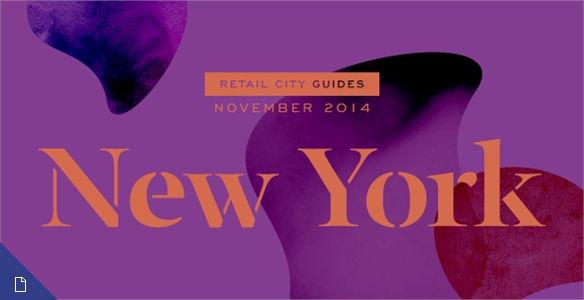 Retail City Guide: NYC, November '14