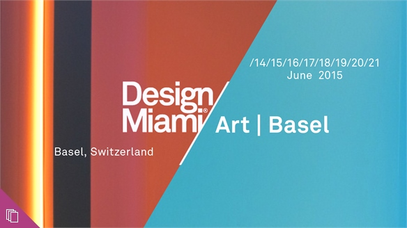 Art Basel & Design Miami/Basel