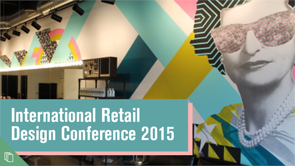 International Retail Design Conference, 2015