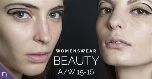 Womenswear A/W 15-16: Beauty