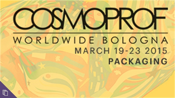 Cosmoprof World 2015: Packaging