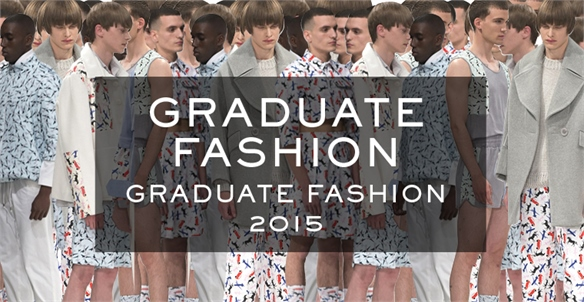 Graduate Fashion Week 2015