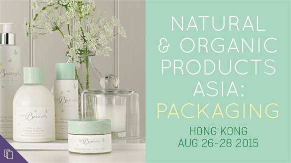 Natural & Organic Products Asia: Packaging