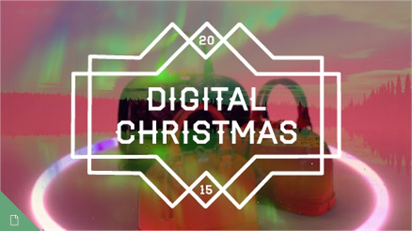 Digital Christmas, 2015