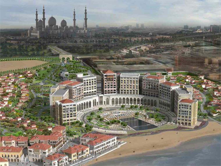 Ritz Carlton Abu Dhabi Stylus