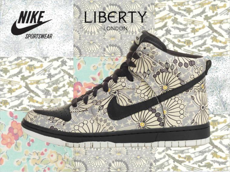 good running shoes promo code Nike x Liberty 2011 | Stylus