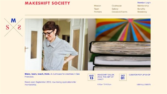Makeshift Society: Networking Collective