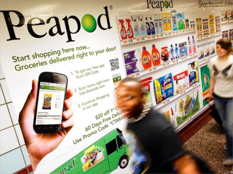 Peapod Digital Supermarket, Chicago | Stylus