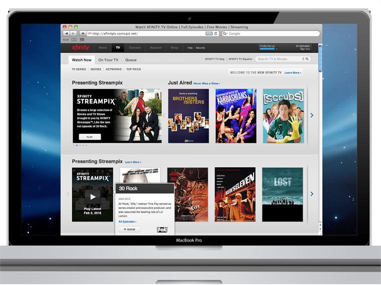 Comcast Launches Xfinity Streampix | Stylus