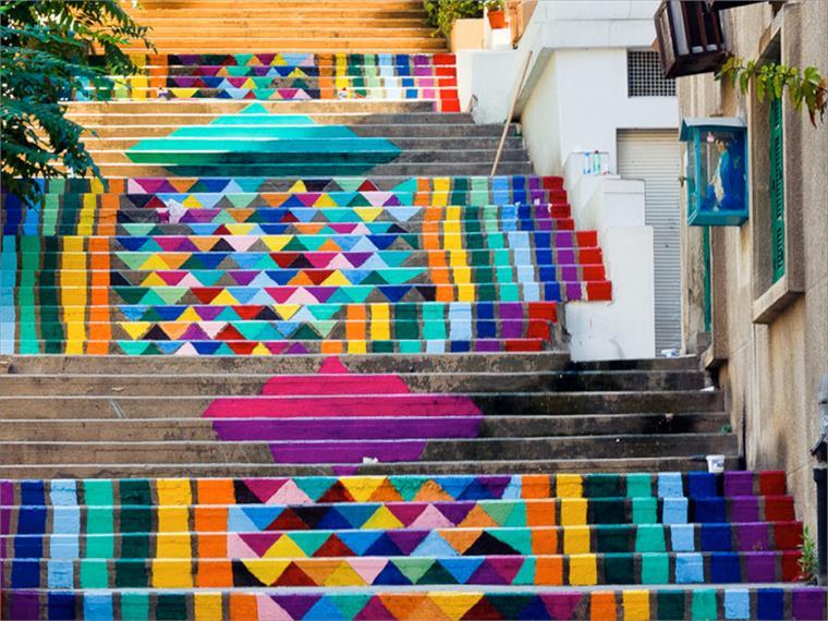 Dihzahyners Colourful Street Art In Beirut Stylus