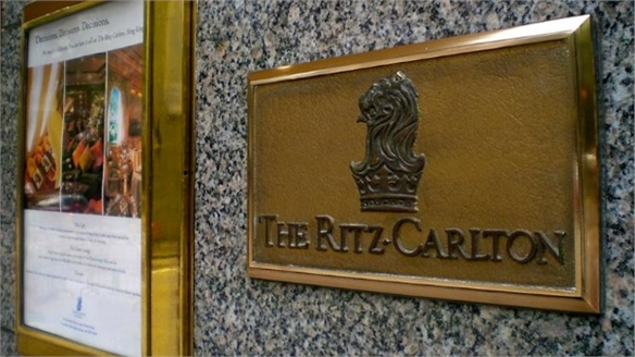 Ritz-Carlton Wellness Concierge