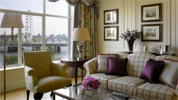 The Savoy Hotel Reopens