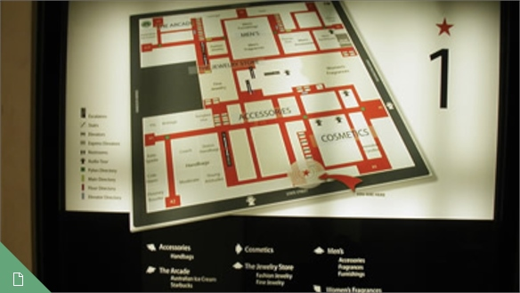 Innovations in Wayfinding