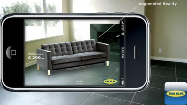 ikea launches ar catalogue app stylus innovation research advisory. Black Bedroom Furniture Sets. Home Design Ideas