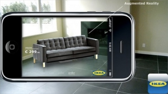 Ikea Launches AR Catalogue + App
