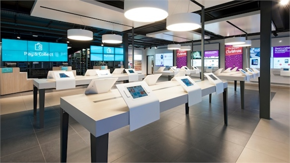 Argos Launches Speedy Digi-Store