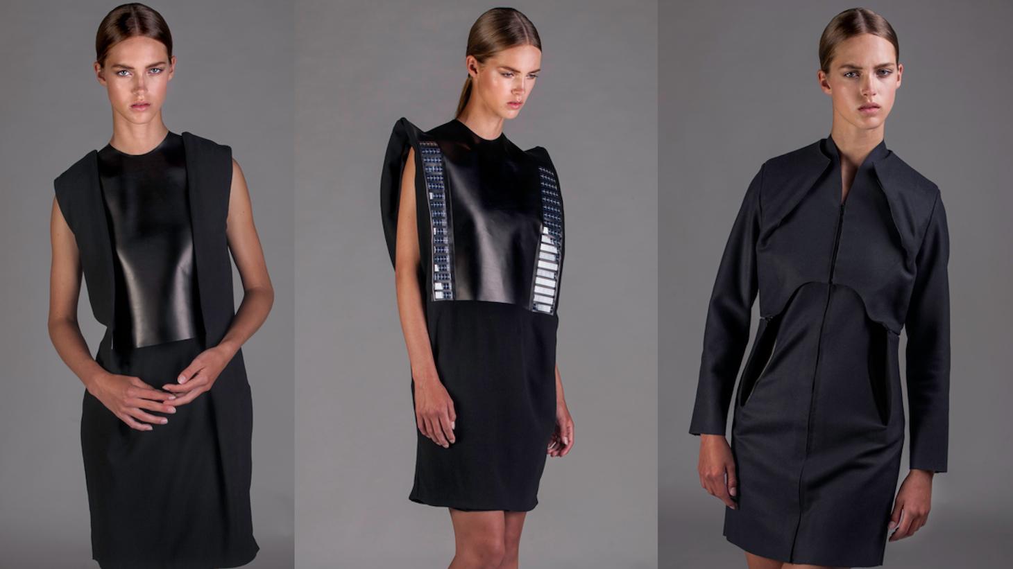 Solar Panel Fashion Collection Stylus