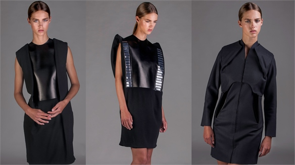 Solar-Panel Fashion Collection