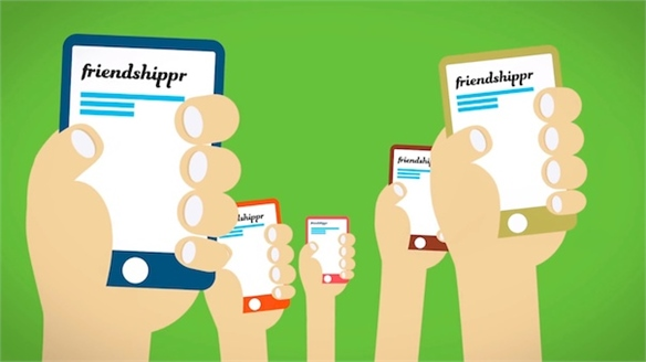 Friendshippr: Crowdsourced Courier Service