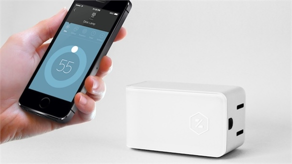 Zuli Smartplug Controls Home Appliances