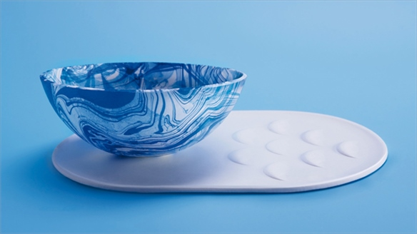 Dirt-Resistant Tableware by Tomorrow Machine
