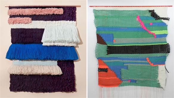 Textile Craft: Weaving