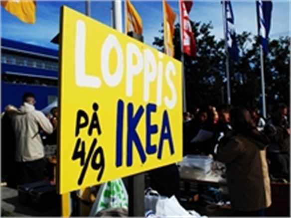 Pass it On: Ikea