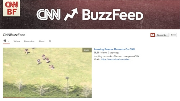 BuzzFeed's Online Video Push