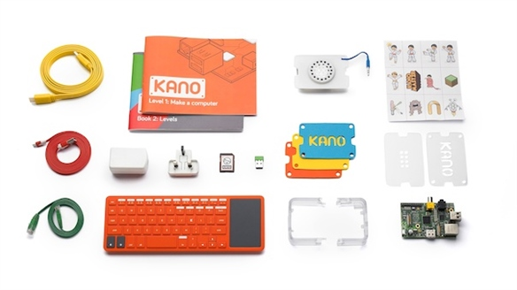 Kano: Build Your Own Computer