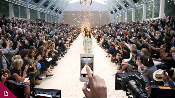 Social Media & Fashion Week: What's Next?