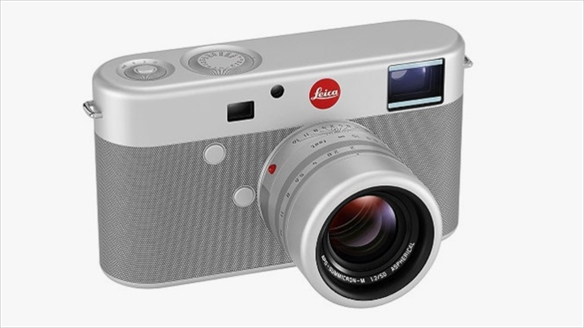 Leica Camera by Jonathon Ive