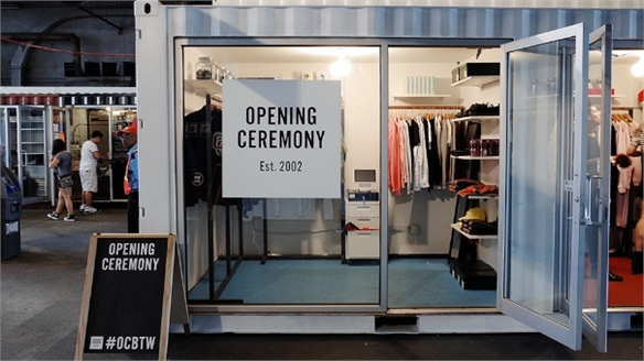 NYFW Pop-Ups: Kick-Starting A/W 2013