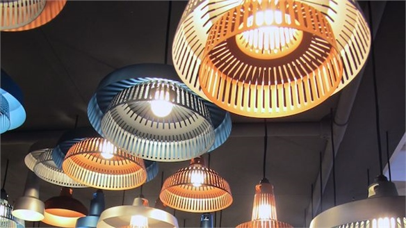 LDF 2013: International's Apollo Lighting