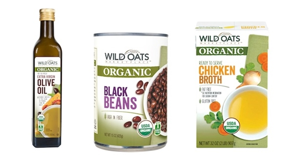 Walmart's Affordable Organic Range