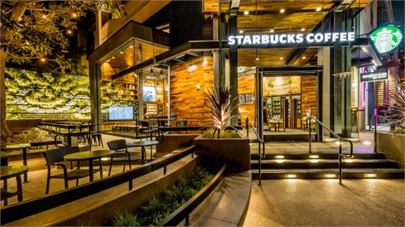 Gap and Starbucks Localise Store Designs
