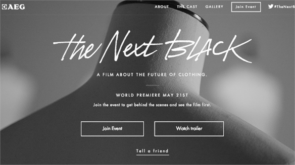 The Next Black: Exploring Clothing's Future