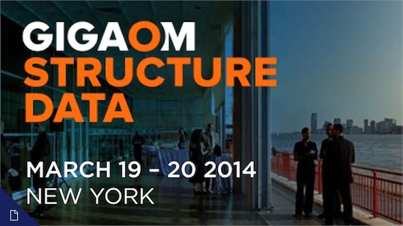 Gigaom Structure Data 2014