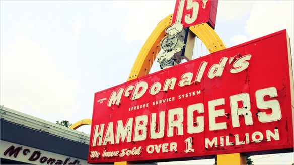 McDonald's Pushes Digital Strategies