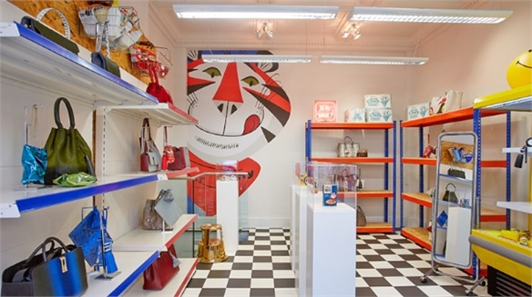Anya Hindmarch Mini-Mart Pop-Up
