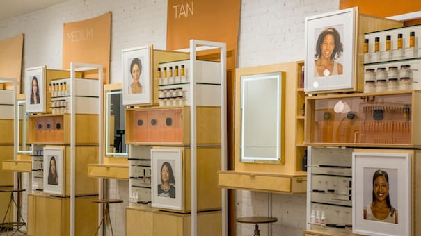 Shop by Shade: Bare Minerals, NYC | Stylus | Innovation Research & Advisory