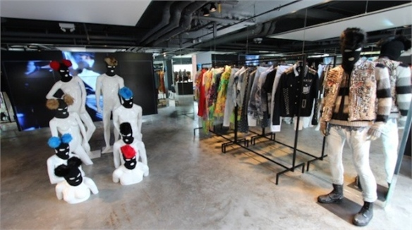 Diesel's Rebooted Pop-Up