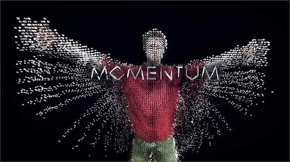 Magical Colour: Momentum
